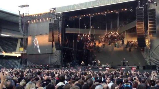 Concert Review: Depeche Mode im Stade de Suisse
