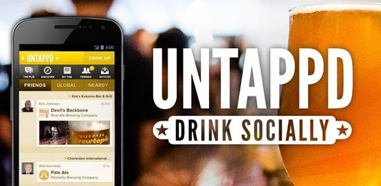 Untappd - The Social Network for Beer Lovers