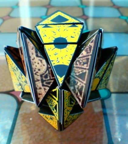 Lament Configuration Origami