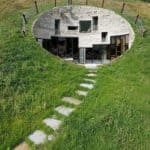 The house in the mountain: Villa Vals
