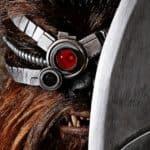 Wookie Kopfgeldjäger Kostüm