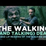 Una mala lectura de labios de The Walking Dead