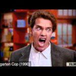 Alle skrig fra Arnold Schwarzenegger Filmografi i en video!