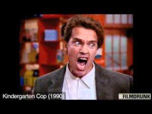 Alle Schreie aus der Arnold Schwarzenegger Filmographie in einem Video!