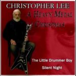 Christopher Lee synger til jul Heavy Metal