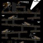 Filme und im serisi Donkey Kong Stil