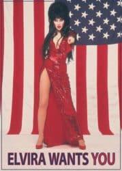 Elvira wants you!