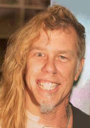 Hetfield Two Face