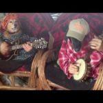 Hunde am Banjo