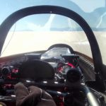 In the car with more than 740 km / h