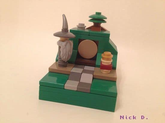 Lego Minimalismus