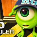 Monsters Universitetet – Finaler Trailer (HD)