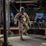 PETMAN – Un robot humanoïde