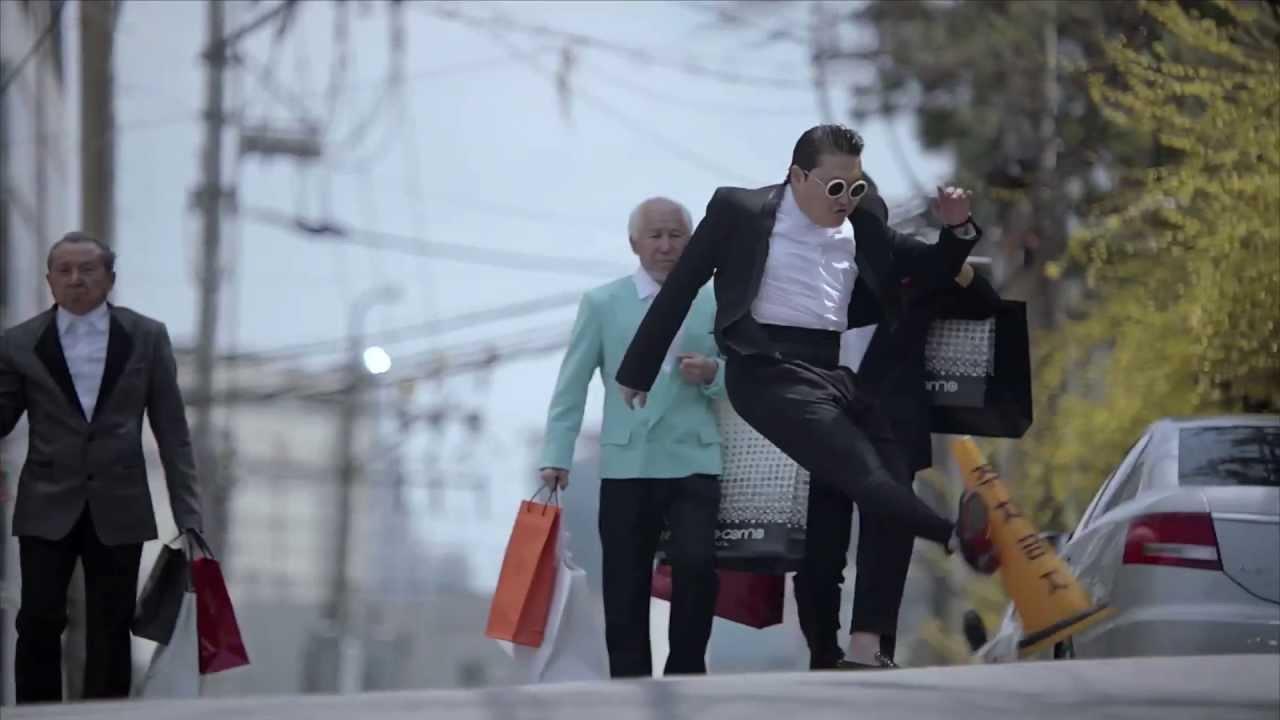 Psy – Gentleman: Horror Movie Trailer
