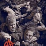 Sons of Anarchy Staffel 6 Affisch