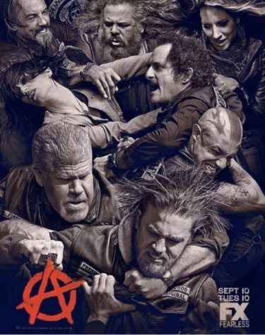 Sons of Anarchy Staffel 6 Poster