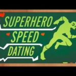 Superhero och Supervillain Speed ​​Dating