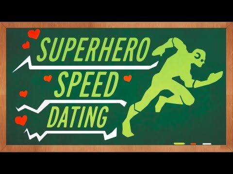 Superhero and Supervillain Speed Dating