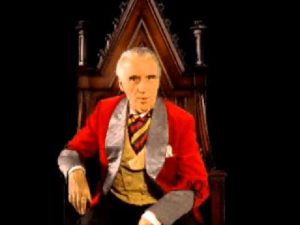 The Time Warp Instructions – Christopher Lee