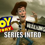 The Walking Toy Story – Woody vs Zombies