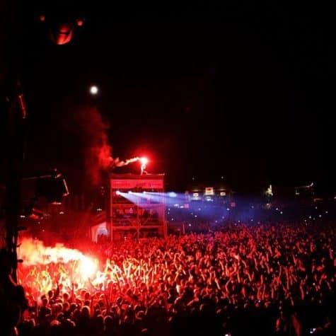 Die Toten Hosen en Gurtenfestival