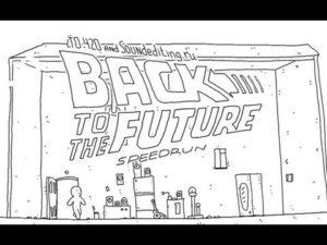 Zurück in die Zukunft in 60 Sekunden