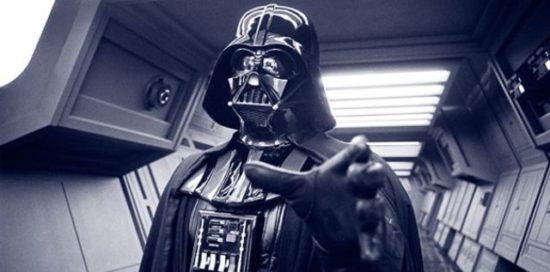 Darth Vader hasst Star Wars