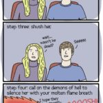How To Deal With A Movie Talker