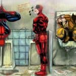 Marvel Bathroom