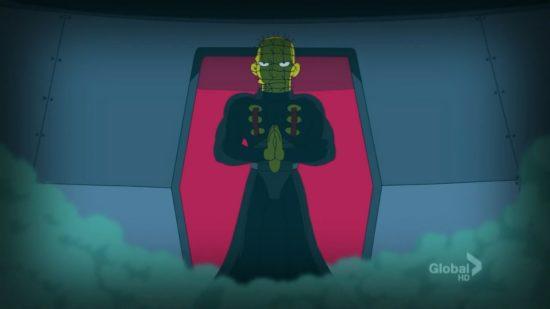 Pinhead Simpsons