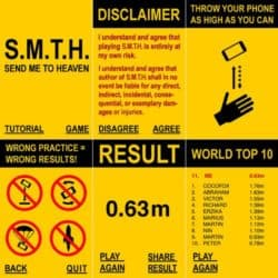 Send Me To Heaven - Den beste app for smarttelefonen