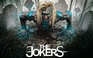 Album anmeldelse: De Jokers - Rock & Roll Is Alive