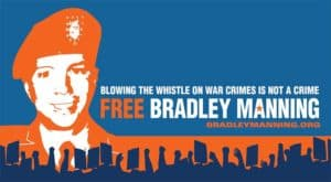 Bradley Manning: When uncovering the truth 35 Years in prison leads