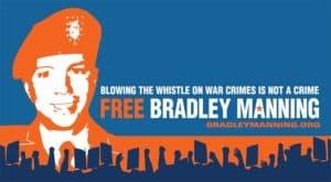 Bradley Manning: NÃ¥r afdække sandheden 35 Jahren Gefängnis führt