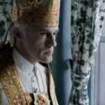 Christoph Waltz as Pope with poverty concerns