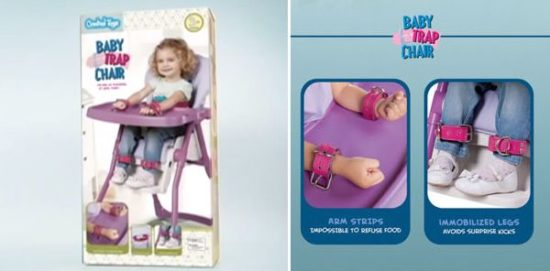 Control Toys - Baby Trap Chair