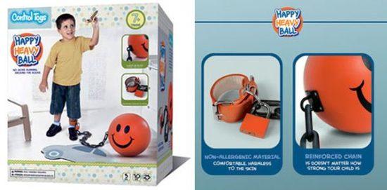 Control Toys - Happy Heavy Ball