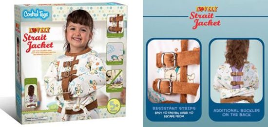 Control Toys - Strait-Jacket