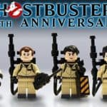 Ghostbusters Lego Style