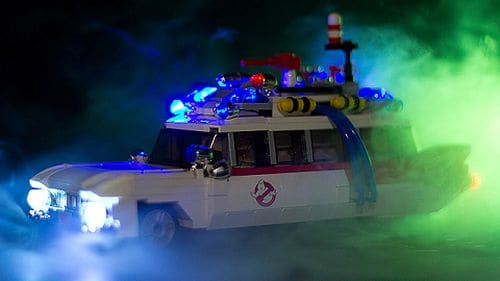 Geisterjäger im Legostyle