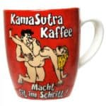 Kamasutra Kaffee – This way the day starts well