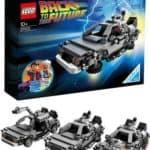 Lego Tilbake til fremtiden Set
