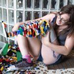 Min Legoleg – Benprotese lavet af legoklodser