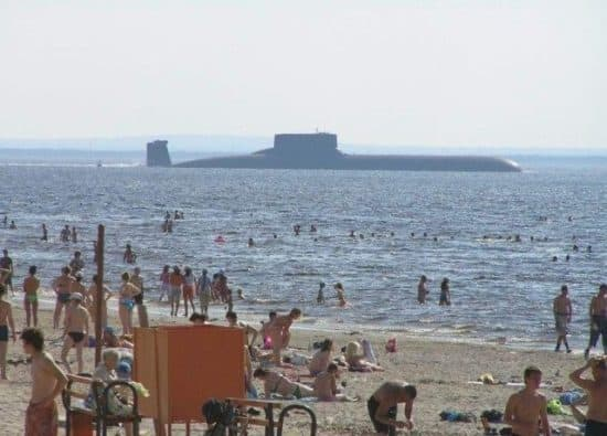 Neulich in Russland