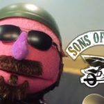 Sesame Street does Sons of Anarchy Parody