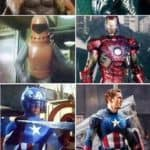 Superheroes – and earlier today