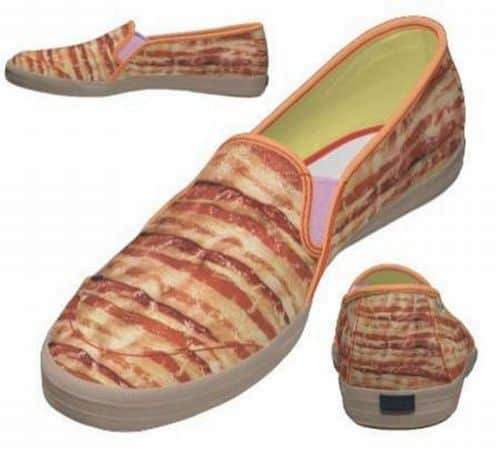 Bacon skor