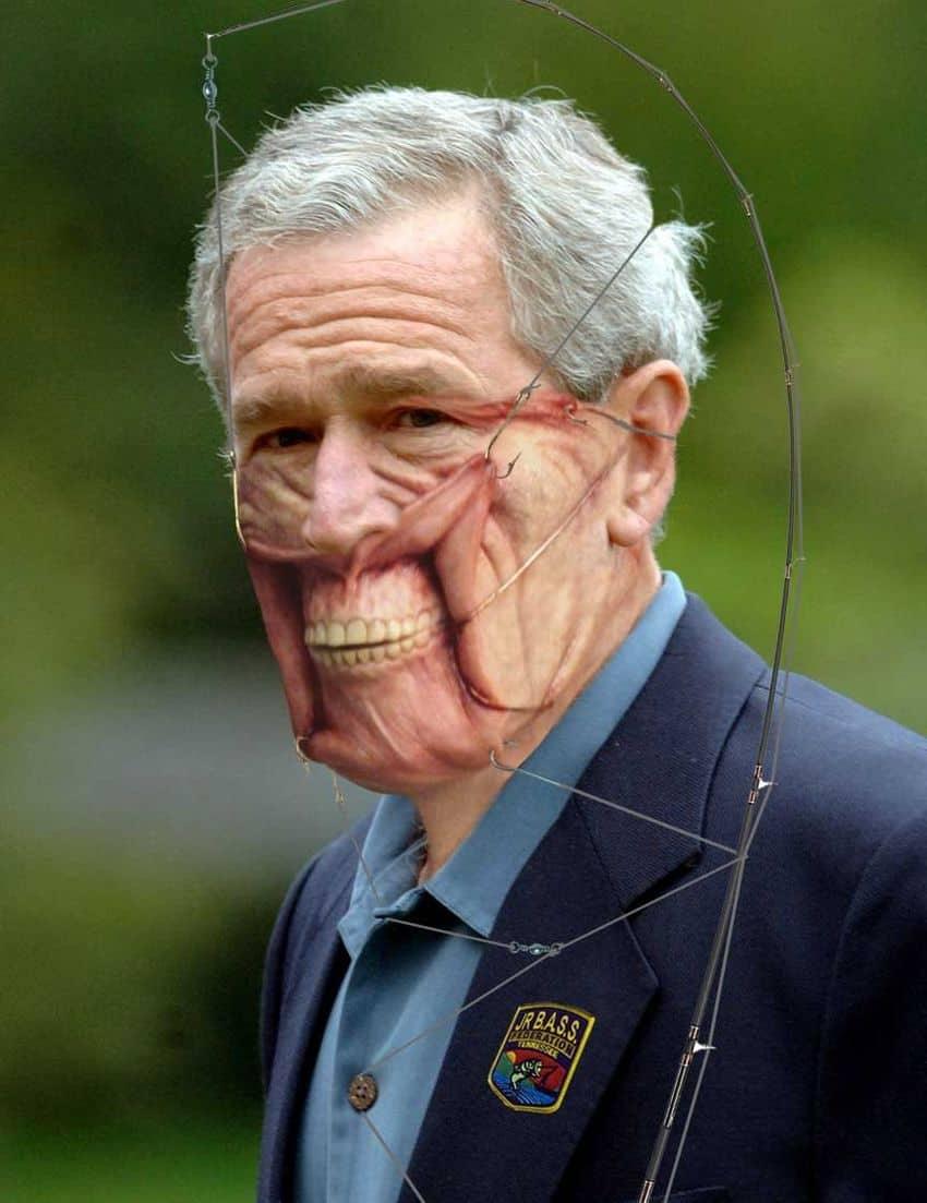 George Bush: Republican Cenobite - RepublicanCenobite