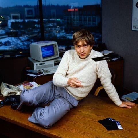 Seksi Bill Gates