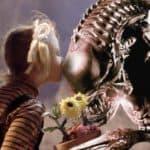 Jos E.T. mit Alien verwandt wäre